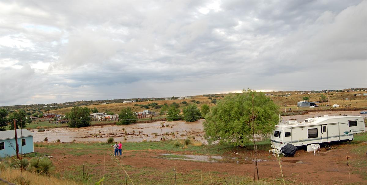 San Vicente Creek Pano