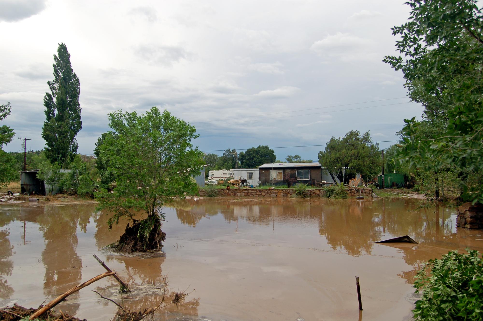 Santa Clara Flood