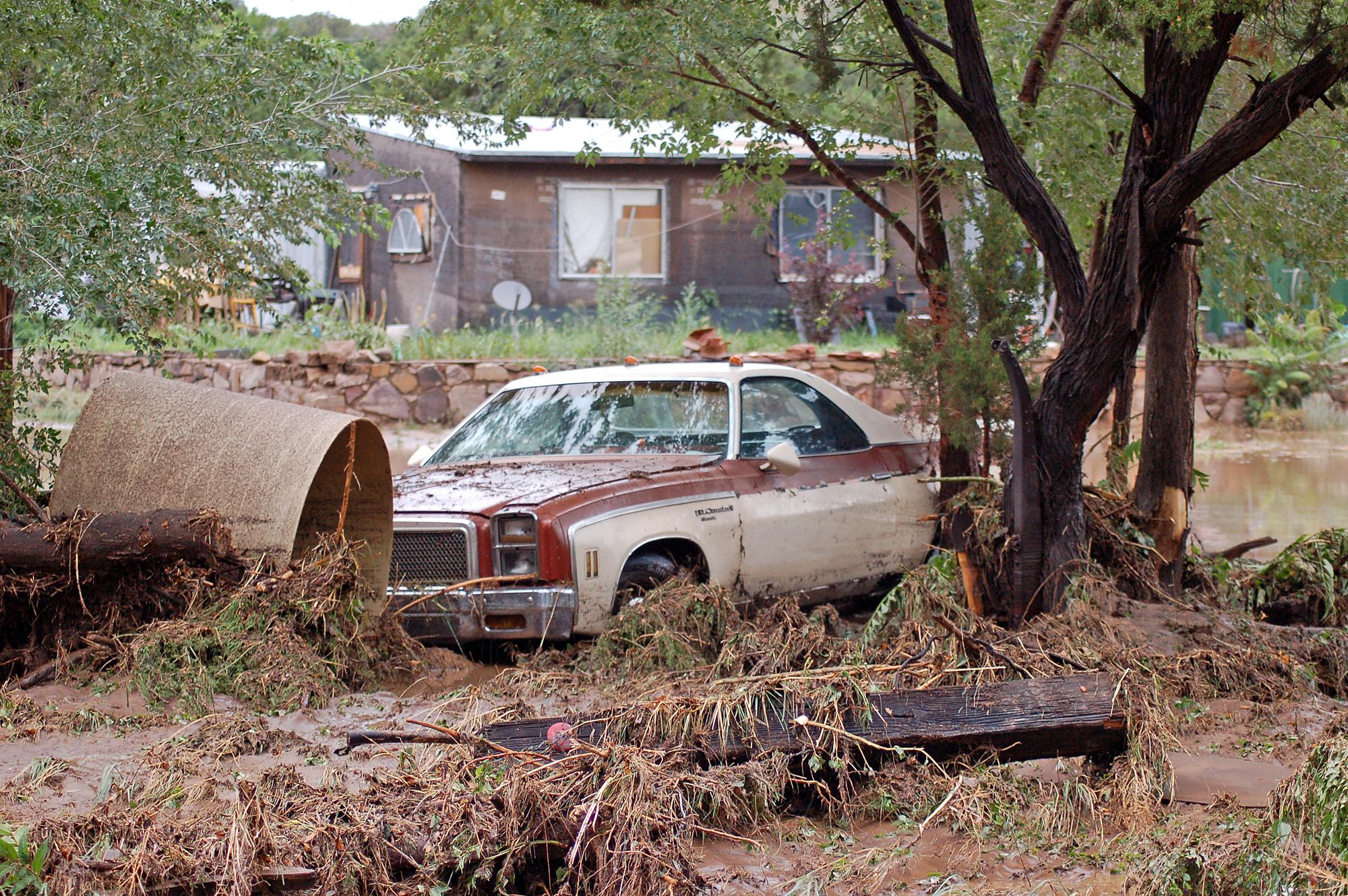 Santa Clara Flood 2