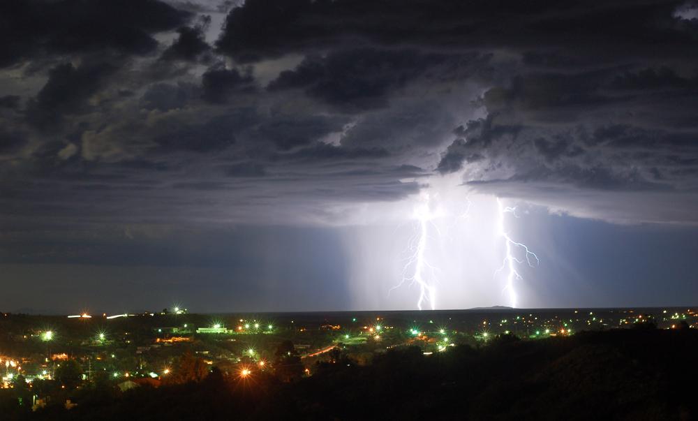 Silver City Lightning