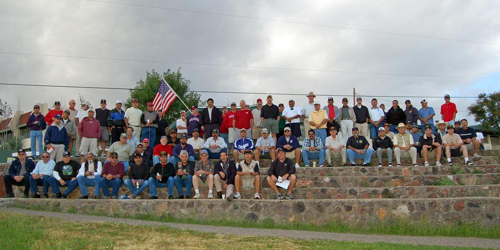 VVA Golf Benefit Group Photo