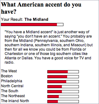 What American Accent Do You Have