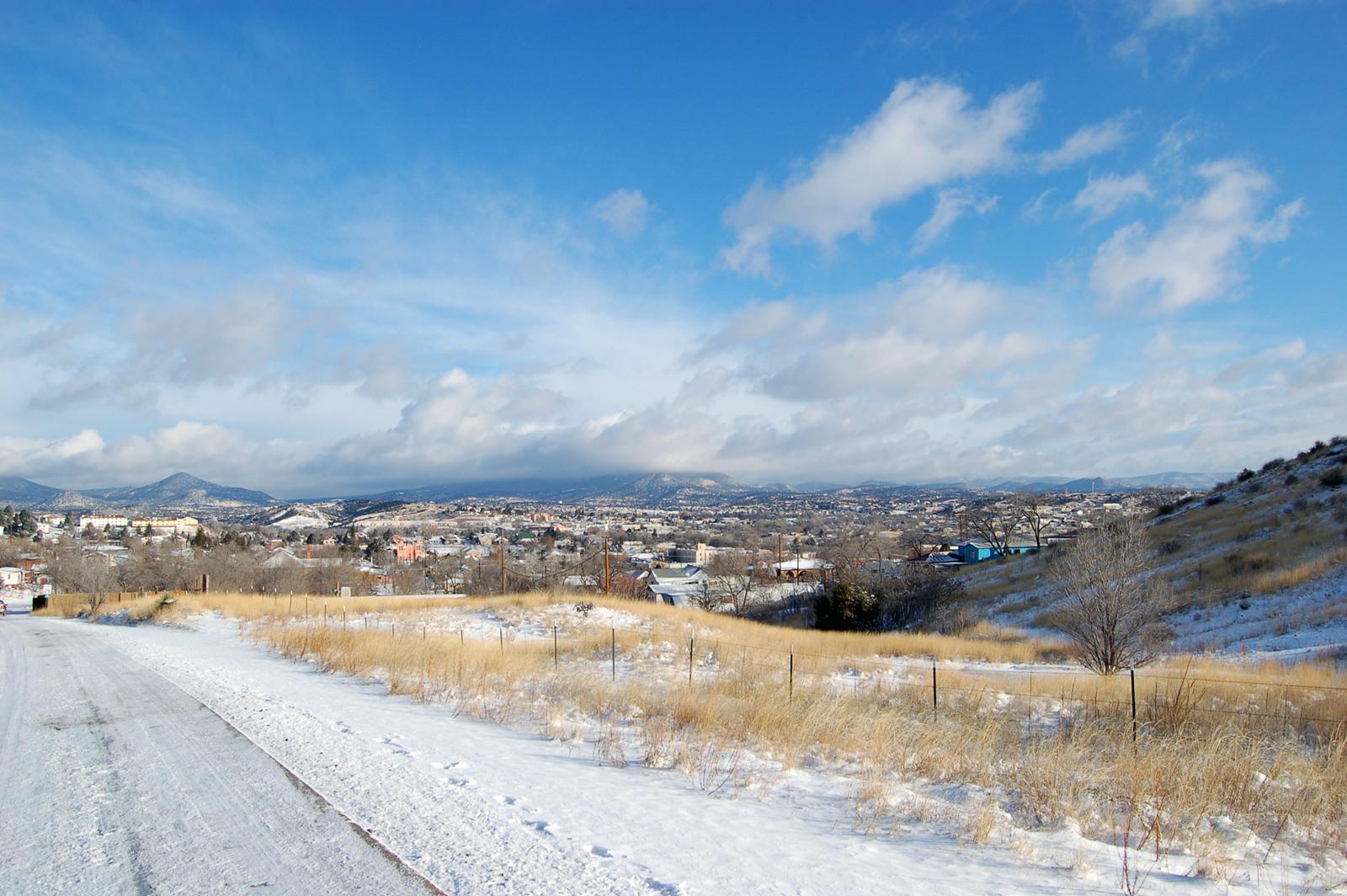 Silver City Snow
