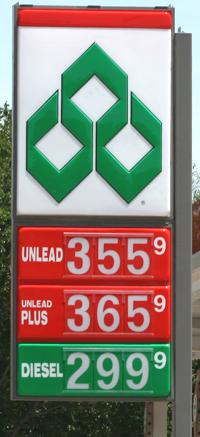 Diamond Shamrock May 21 Gas Prices